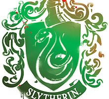 SLYTHERIN by TheJokerSolo