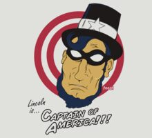 Captain of America by POOSH