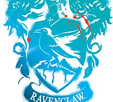 RAVENCLAW by TheJokerSolo