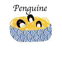 Penguine by PandaPandaBear
