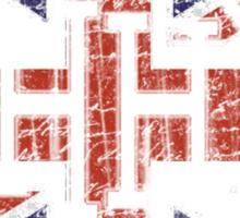 HH Union Jack Sticker