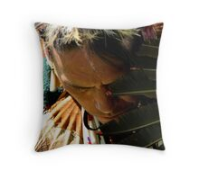 The Honor Dance Throw Pillow