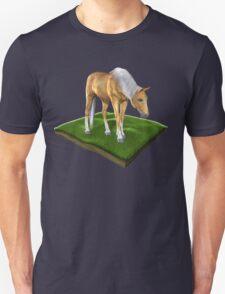 3D Horse T-Shirt
