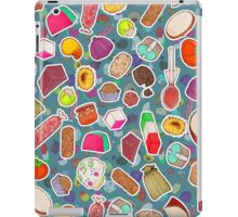 I Love Mexican Candy - Aquamarine iPad Case/Skin