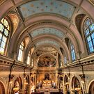 St. Mary of the Angels by Adam Bykowski