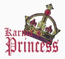 KARMAS PRINCESS One Piece - Short Sleeve