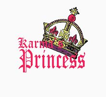 KARMAS PRINCESS Womens Fitted T-Shirt