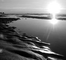 Rockaway Beach Oregon by Hannah Fenton-Williams