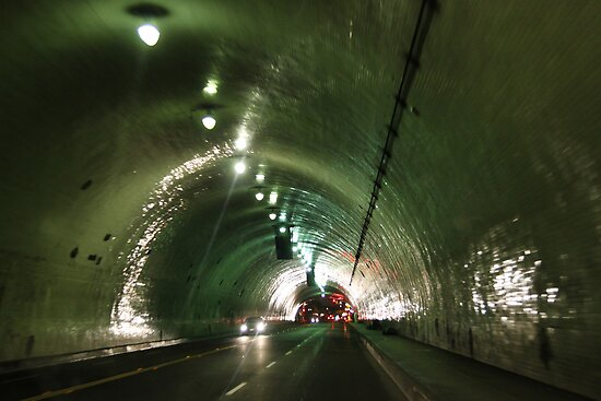 Tunnelling Under Los Angeles by Jane McDougall