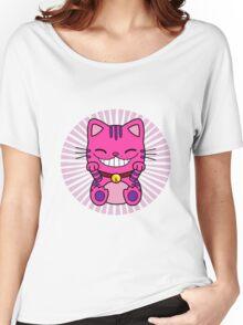 maneki cheshire Women's Relaxed Fit T-Shirt