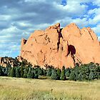 Tower of Babel, Garden of the Gods by Graeme  Hyde