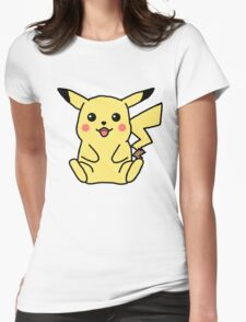 Pikachu Semi-Transparent T-Shirt