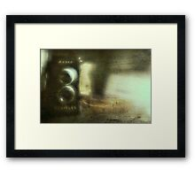 14/52 Framed Print