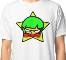 NerdStoned.com's Lady Nerd Face Classic T-Shirt