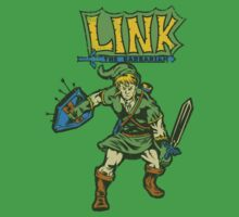 The Legend of Link: The Barbarian by MeleeNinja
