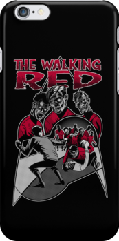 The Walking Red by apalooza