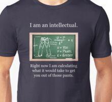 Intellectual Pants Unisex T-Shirt
