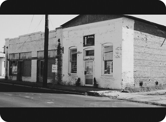 Old Forgotten Building by graceforever57