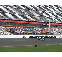 Patron at Daytona Photographic Print