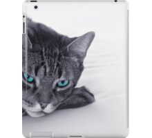 I Close My Eyes And Count To T iPad Case/Skin