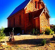 Silverton Church by Topher Webb