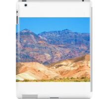 The Beautiful Death Valley iPad Case/Skin