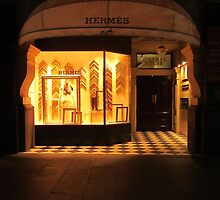 Hermes by Mark B Williams