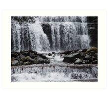 Australia, Tasmania, Waterfalls Art Print