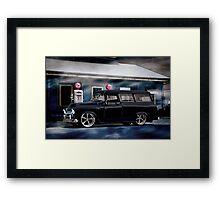 Refill Framed Print
