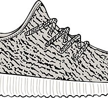 Yeezy Boost 350 by tee4daily