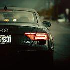 Misty Audi by Rudy Caballero