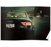 Misty Audi Poster
