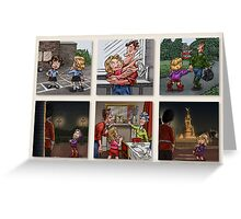 Of Course You Can Meet The Queen! Greeting Card