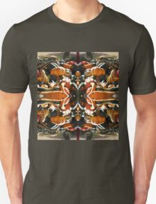 Corn 'n' squash 'n' gourds 'n' punkins - In the Mirror Unisex T-Shirt