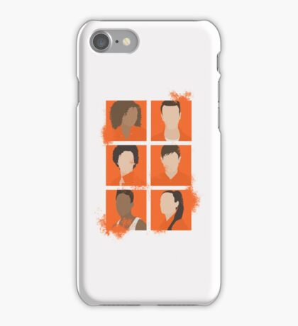 Community Blowback iPhone Case/Skin