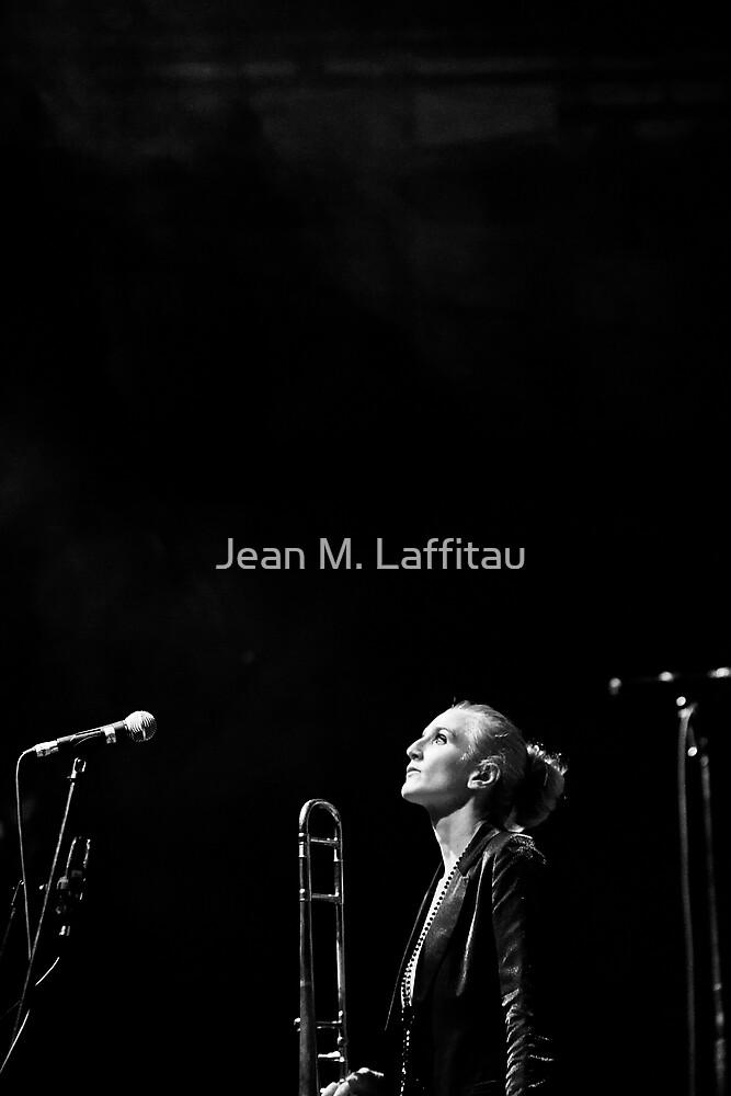 Deep Breath (Karin Hammar) by Jean M. Laffitau