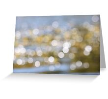 Focal Points Greeting Card