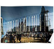 Cologne Central Station Poster