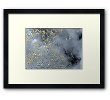 The Up Side of Down #4 Framed Print