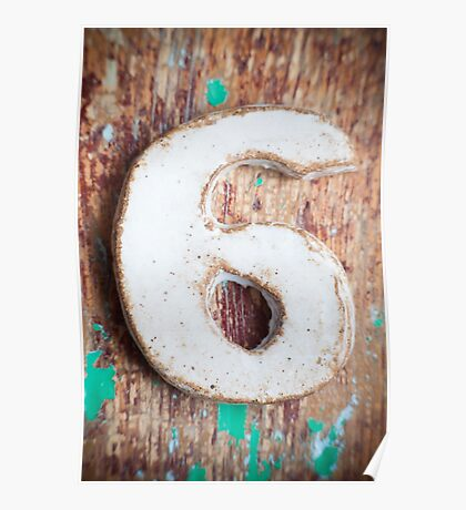 Number VI s2 Poster