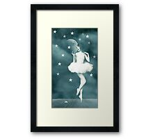 Dance Amongst The Stars Framed Print