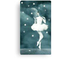 Dance Amongst The Stars Canvas Print