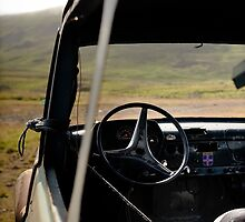 Crazy views of Iceland,  Lost. by Cappelletti Benjamin