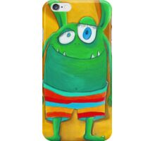 Mrs. Monster iPhone Case/Skin