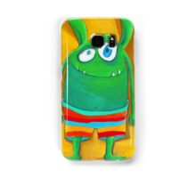 Mrs. Monster Samsung Galaxy Case/Skin