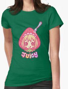 Werepop - Juicy strawberry fruit girl T-Shirt