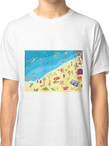 Beach Day Classic T-Shirt