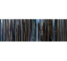 Moviebarcode: Film socialisme (2010) Photographic Print