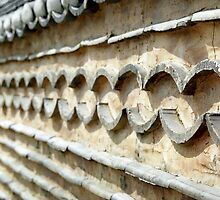 Traditional Wall by Anthony Woolley