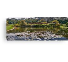 The Secret Garden - Mount Wilson NSW - The HDR Reflections Canvas Print